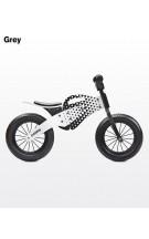 Caretero Enduro Koka balansēšanas velosipēds  ar piepūšamām riepām