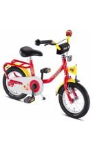 PUKY vaikiškas dviratukas Z2  raudonas