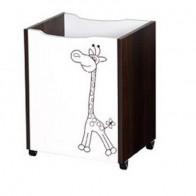 KLUPS Rotaļlietu kaste Safari