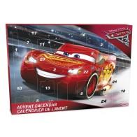 Cars Adventes kalendārs bērniem - Radošās rotaļlietas