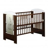 KLUPŠ bērnu gultas Safari