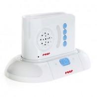 REER digitāla mobilā aukle ar nakts apgaismojumu Lyra DECT Babyphone, 300 m (9011)