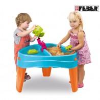 FEBER smilšu kaste - ūdens galds Play salā