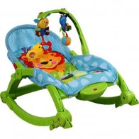 Babymix Šūpuļkrēsliņš līdz 18kg Safari