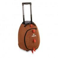 LittleLife Bērnu koferis ar ritentiņiem dzīvnieks Wheelie Duffle Dinosaur