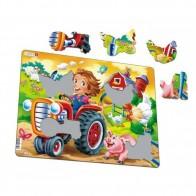 Larsen puzzle Lauksaimnieks Maxi