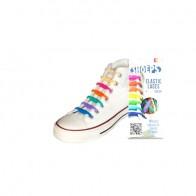 Shoeps elastīgs silikona kurpju šņores