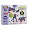 ZOOB konstruktors ZooB 250 Glow Dinos