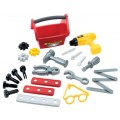 ECOIFFIER dirbtuvės su įrankiais