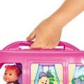 Simba lėlė Evi ir svajonių stovyklautojo kemperis  55cm