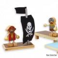 Andreu toys kastīte Pirātu sala