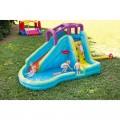 Little Tikes  Slam 'n' Curve Slide pripučiama vandens žaidimų aikštelė nuotrauka nr.3