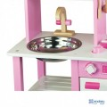 Andreu toys 1432 Koka virtuvīte Rosa