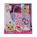 Simba Chi Chi Love Star šuniukas su krepšiu nuotrauka nr.3