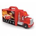 Smoby vaikiškas darbastalis Mack Truck su Žaibu Makvynu 3 ir eletroniniu simuliatoriumi