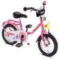 PUKY vaikiškas dviratukas Z2  rožinis