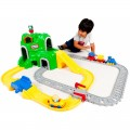 Little Tikes Kelių ir traukinio bėgių rinkinys nuotrauka nr.1