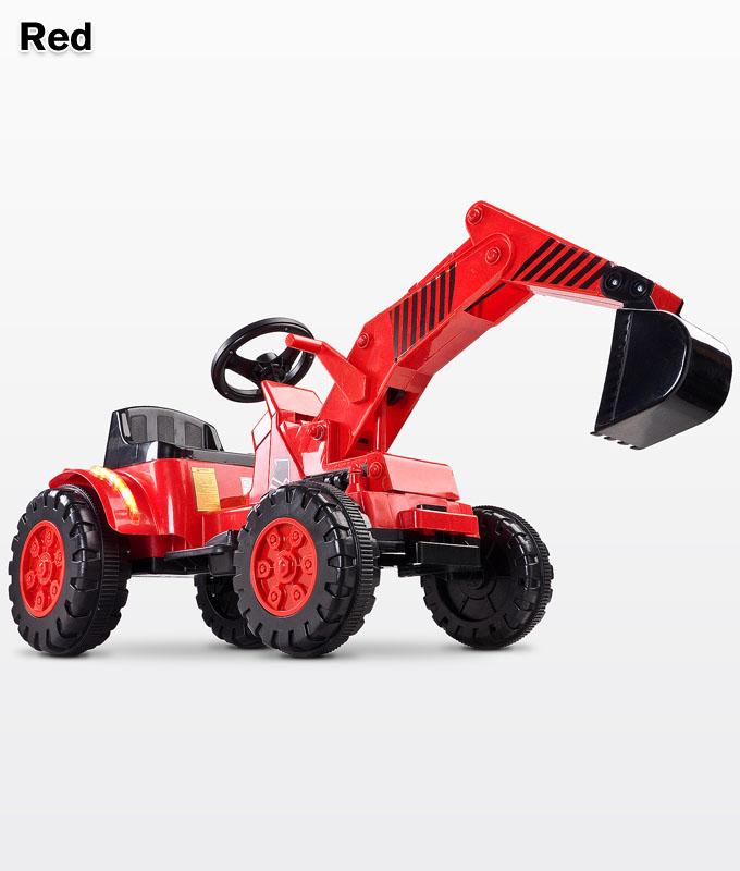 Caretero Digger 6V Mašīna ar akumulatoru